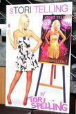 Book Cover and Tori Spelling