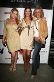 Amy Boatwright, Rita Branch and Ava Domanovski