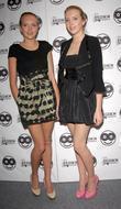 Samantha Marchant, Amanda Marchant and London Fashion Week