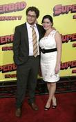 Seth Rogen and Lauren