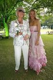 Anne Morel and Rissy Mitchell Salon Prive private...