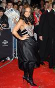 Alicia Keys Swarovski Fashion Rocks at the Royal...