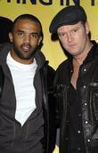 Craig David and Jamie Hartman