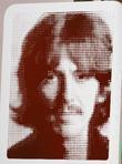 Plaque of George Harrison