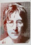 Plaque of John Lennon