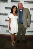 Rosie Perez and Kevin Chamberlin