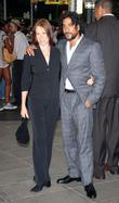 Barbara Hershey and Naveen Andrews