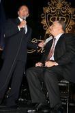 Paul Anka and Isaac Tshuva