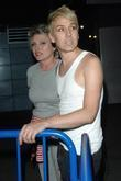 Deborah Harry and Justin Timberlake