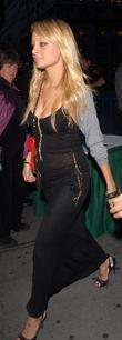 Nicole Richie, Justin Timberlake, Madison Square Garden