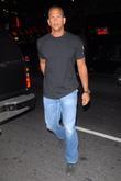 Alex Rodriguez Celebrities arrive at Madison Square Garden...