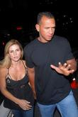 Alex Rodriguez and wife Cynthia Rodriguez Celebrities arrive...