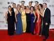 Cast of A Chorus Line, Radio City Music Hall, Tony Awards