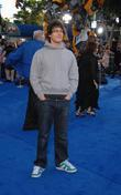 Andy Samberg Los Angeles premiere of 'Transformers' held...