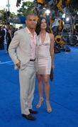 Amaury Nolasco and Dayanara Torres Los Angeles premiere...