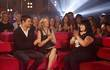 Beth Ditto, right, appears on Transmission with T-Mobile...