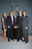 Ivanka Trump, Donald Trump and Eric Trump