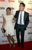 Jonathan Rhys Meyers and Reena Hammer