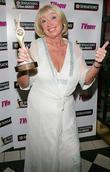 Anne Doye Winner of favourite news reader TV...