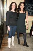 Annabella Sciorra and Sarita Choudhury