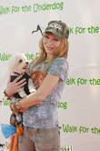 Lorelle New Walk for the Underdog charity supporting...