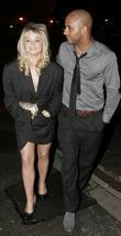 Emma Rigby and Ricky Wittal
