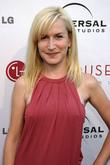 Angela Kinsey Universal Media Studios Emmy Party at...
