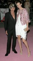 John Galliano and Stella Tennant