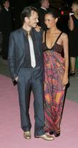 Matthew Williamson and Thandie Newton
