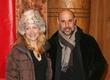 Patricia Clarkson and Stanley Tucci