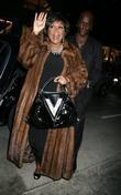 Patti Labelle and Versace