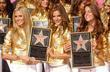 Heidi Klum, Alessandra Ambrosio, Izabel Goulart, Victorias Secret, Star On The Hollywood Walk Of Fame
