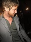 Gerald Butler Leaving Villa Night Club
