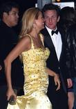 Petra Nemcova, Elton John and Sean Penn