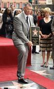 Vince McMahon honoured with the 2357th Star on the Hollywood Walk Of Fame on Hollywood Boulevard, Star On The Hollywood Walk Of Fame and Walk Of Fame