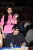 Tera Patrick, Evan Seinfeld, Hard Rock Hotel And Casino