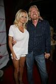 Pamela Anderson, Las Vegas and Richard Branson