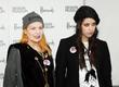 Vivienne Westwood and Peaches Geldof
