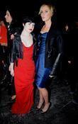 Kelly Osbourne and Vivienne Westwood