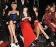 Kimberly Stewart, Kelly Osbourne and Vivienne Westwood