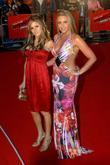 Michelle Heaton and Nicky Grahame