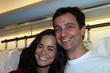 Catalina Sandino Moreno and Carlos Miele