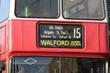 Walford bus and Eastenders