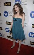 Anna Friel Warner Music Group post-Grammy party to...