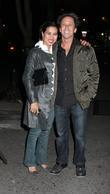 Brian Grazer and friend