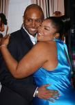 Mo'nique and Husband Mark Jackson