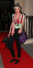 Agyness Deyn Westfield London and British Fashion Council's...
