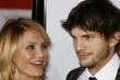 Cameron Diaz and Ashton Kutcher