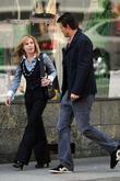 Kristen Bell and Josh Duhamel