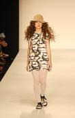 Mercedes-benz Autumn 2008 La Fashion Week- Whitley Kros - Catwalk